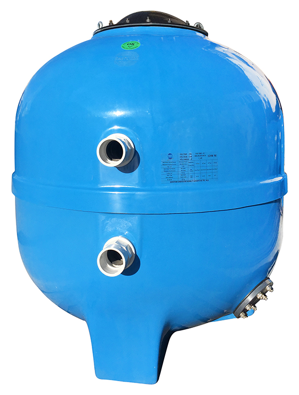 Santem Ocean 1250 copy SANTEM ECO SAND FILTER