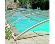 3 açılı havuz kapama sistemi ve basık teleskobik sistem