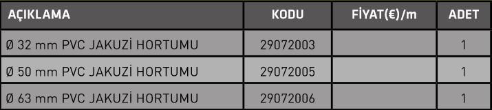 Screenshot 48 JAKUZİ HORTUMU